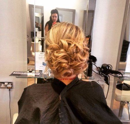 Hair salon Dorking