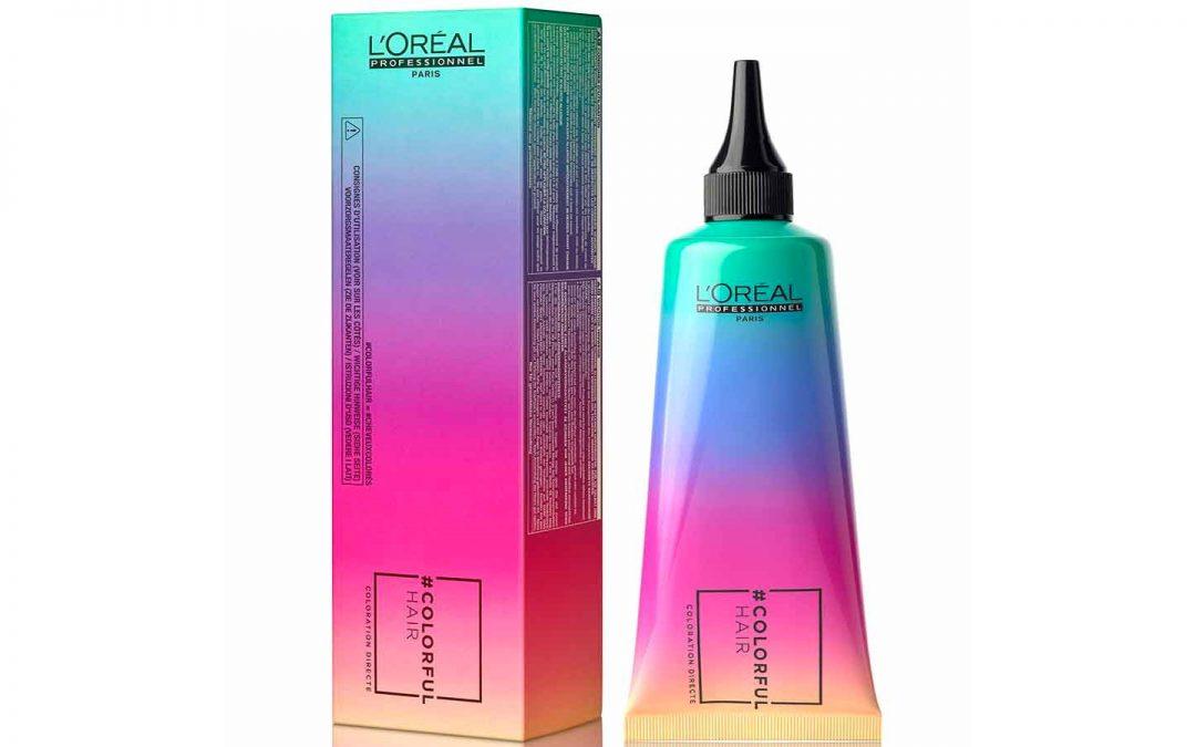 #Colourful Hair – New L'Oréal colours!